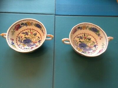 Two Masons ware bowl in excellent condition