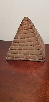 Rare Antique Ancient Egyptian Khafre Pyramid grave pharaoh 2558-2532BC