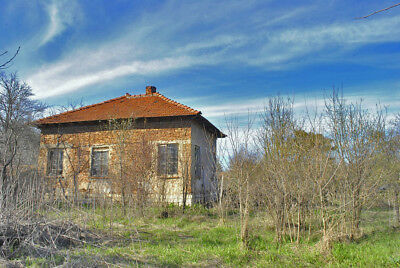 House in village nr Vidin Bulgaria for sale Property Home Bulgarian huge plot