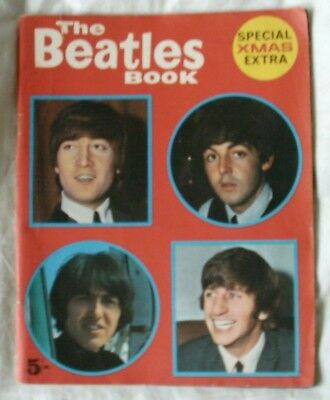The Beatles The Beatles Book Special Xmas Extra Magazine