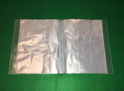 NEW 30 Page - Collectors Trading Card Folder / Binder