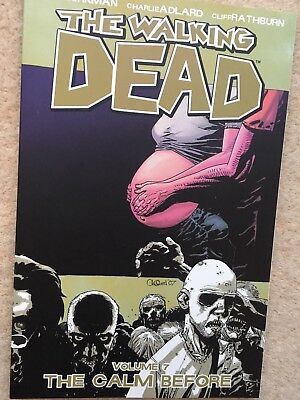 The Walking Dead Graphic Novel - Volume 7 - Image Tpb - The Calm Before