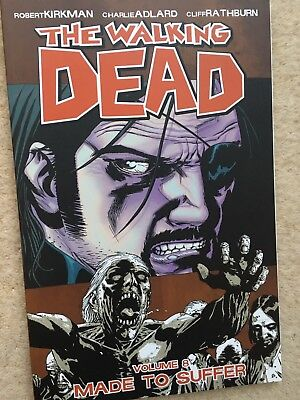 The Walking Dead Graphic Novel - Volume 8 - Image Tpb - Made To Suffer