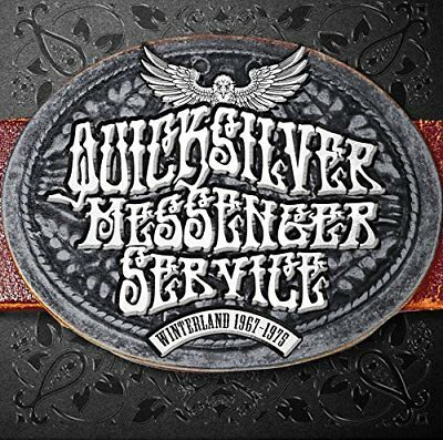 Quicksilver Messenger Service - Winterland 1967-1975  4 Cd New!