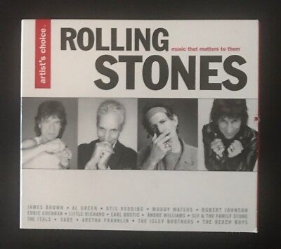 Artist's Choice: Rolling Stones - CD compilation from Starbucks - very good