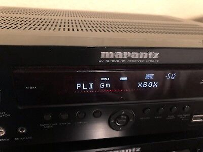 Marantz amplifier NR1602