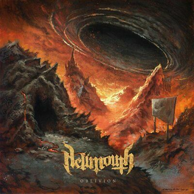 Hellmouth - Oblivion   Cd New!