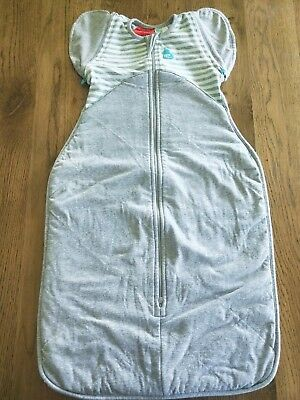 Love To Dream Swaddle Up 50/50 Warm 2.5tog size Large Sleeping Bag Ltd Winter