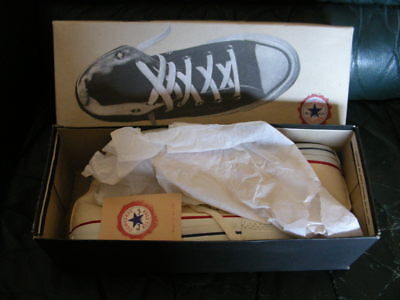 Vintage Converse High Tops made in USA, 6.5 M, 8.5 W