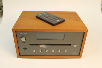 Tivoli Audio Model CD Player With Remote and Data Cable