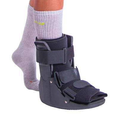 Rose Mid Calf Cam Walker Fracture Boot Ankle Stabilizer Walking 4386 XL Lg or Sm