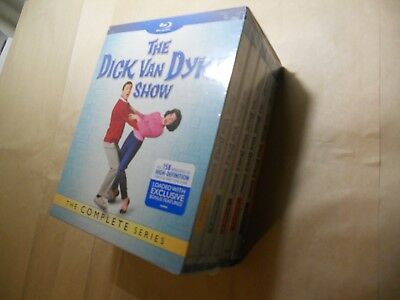 The Dick Van Dyke Show - The Complete Series (Blu-ray Disc, 2012), SEALED!