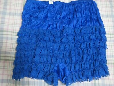 Royal Blue Pettipants, Malco Modes