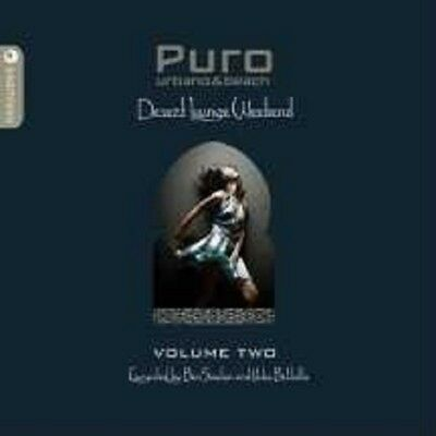 Puro Desert Lounge Weekend Vol. 2 2 Cd