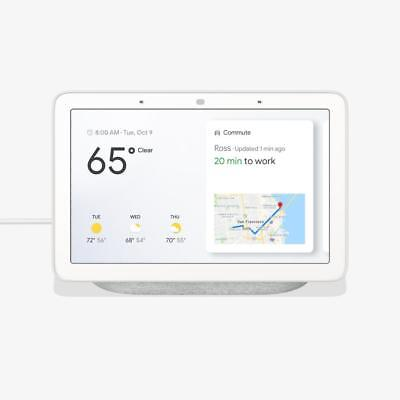 Brand New - Google Home Hub Smart Speaker - Chalk