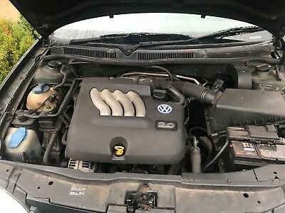 Spare or repair vw golf mk4 petrol