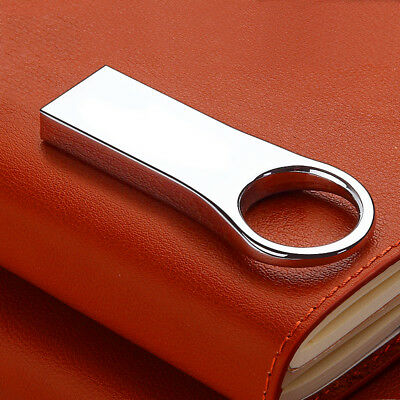 Portable Metal 64GB 32GB 8GB USB Flash Drives Memory Stick Pen Drive U Disk