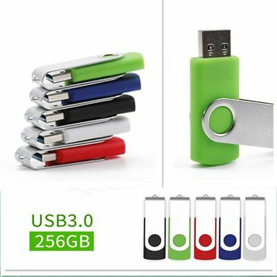 256GB USB 3.0 Flash Memory Stick Storage Drive U Disk Pen Storage Thumb BE