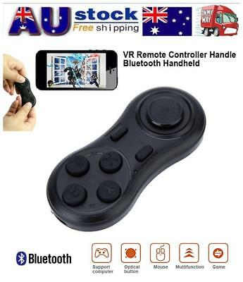 Mini Wireless Bluetooth Game Pad Remote Controller VR for IOS iPhone iPad AU