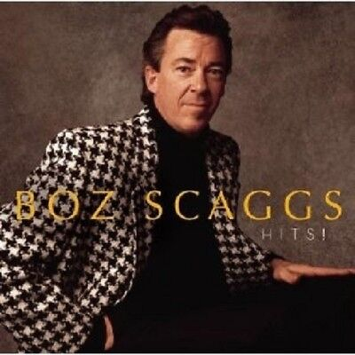 "Boz Scaggs"" Hits!""  Cd New!"