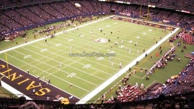 2 Saints 2019 NFC Championship Playoff Game Tickets! Section 623 Jan 20 2019