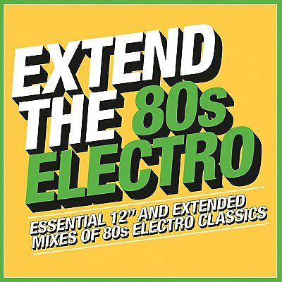 Extend The 80S-Electro  3 Cd New!