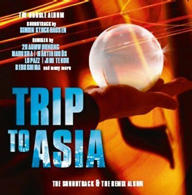 Simon Ost/Stockhausen - Trip To Asia (Sountrack+Remix)  2 Cd New!