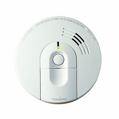 Kidde Firex Hardwire Ionization Smoke Detector with Battery Backup, i4618, New