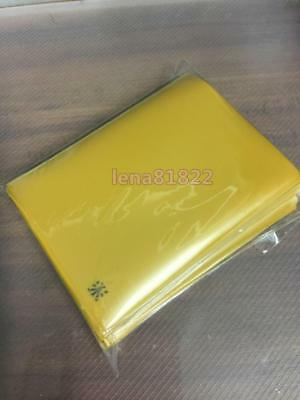 50pcs/Pack CARD PROTECTOR CARD SLEEVES 67mm*91mm Golden MTG/Magic/Pokemon/WoW