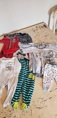 Lot Of Baby Boys Clothes 6-9 Months Fall/Winter