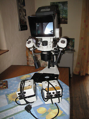 Stereo Dynascope, Model TS3, Vision Engineering