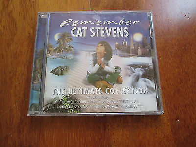 CAT STEVENS Remember The Ultimate Collection CD 1999 BOB DYLAN NO LP MC 7""