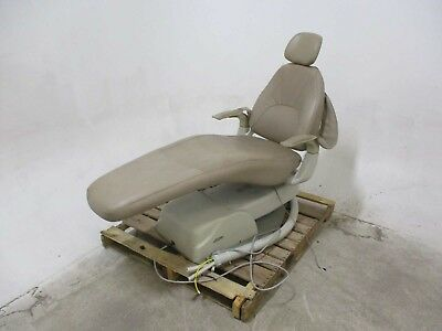 Marus DC1650415 Dental Chair for Operatory Patient Exams - Fully Tested