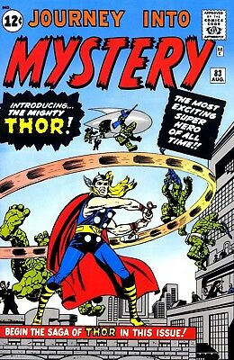The Mighty Thor Digital Comics Collection - Over 550 Comics Plus Extras on DVD