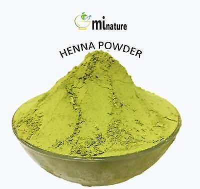 Natural Henna Lawsonia Inermis for Hair Colour Premium Grade Indian Henna (n1)