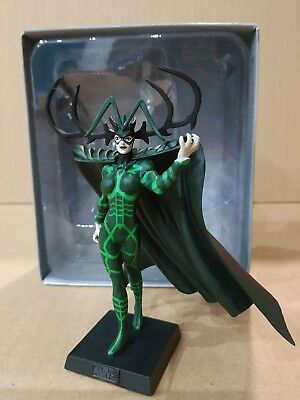 Figurine plomb super héros Marvel Eaglemoss 200 HELA eaglemoss