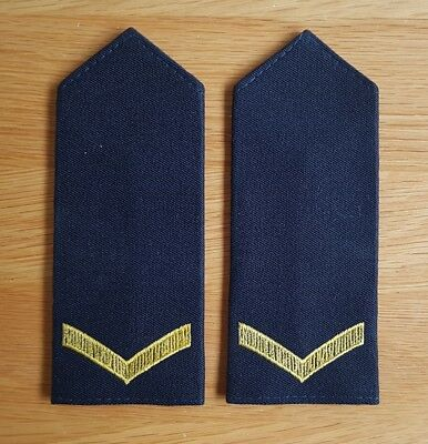 Old and Obsolete Australian Protective Service Rank Set for Collectors - Police