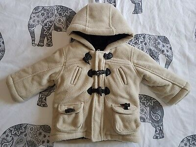 Boys Winter Coat 3-6 Months Mothercare