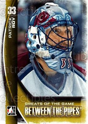 2013-14 Between the Pipes #134 Patrick Roy