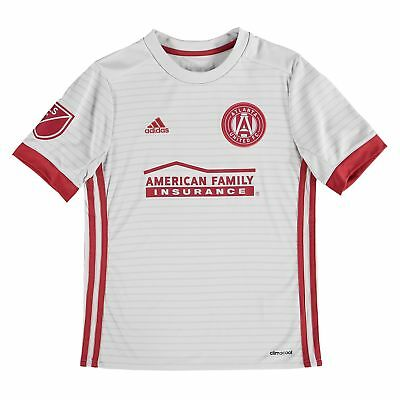 Atlanta United Football Away Shirt 2017 Kids adidas