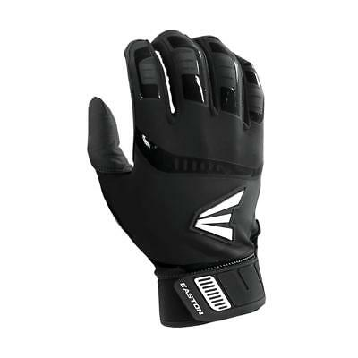 Easton Walk-Off Batting Gloves - Adult Sizes - Black