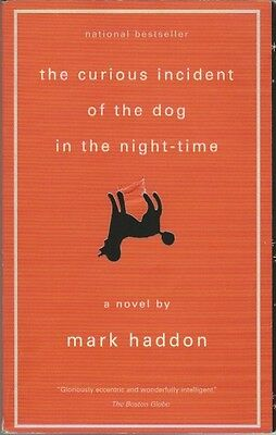 The Curious Incident of the Dog in the Night-Time Mark Haddon 1st/29th 2004 TPB