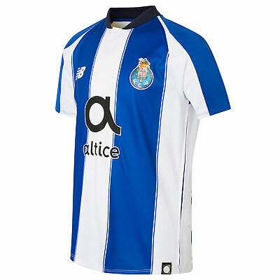 FC Porto Football Home Jersey Shirt Tee Top 2018 19 Kids New Balance