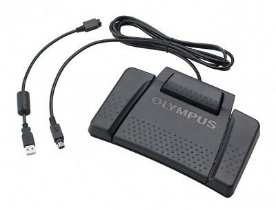 Olympus Rs31 Transcription Typist Usb Foot Pedal - As New