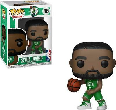 Funko Pop! Nba Basketball: Boston Celtics - Kyrie Irving 46 Vinyl