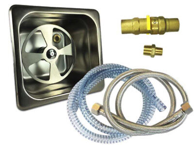 Complete In Bench Pitcher Rinser Kit