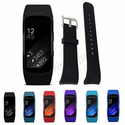 Replacement Wrist Band Silicone Strap Bracelet For Samsung Gear Fit 2 Fit2 Pro
