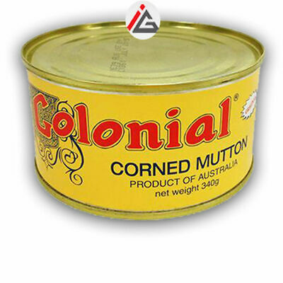 Colonial - Corned Mutton Halal - 340 gm