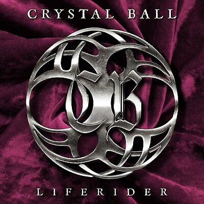 Crystal Ball - Liferider  Cd New+