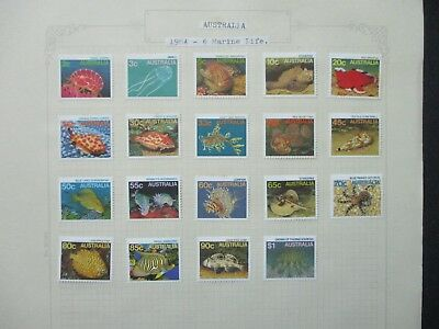 ESTATE: Australian Collection on Pages Part 18 - Must Have!! Great Value (z217)